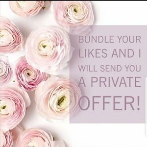 Other - Make An Offer or Bundle 2+ Likes For Private Offer